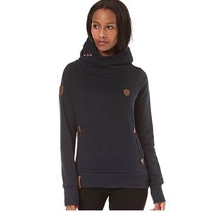 Naketano black hoodie